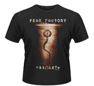 Idee regalo T-Shirt unisex Fear Factory. Obsolete Plastic Head