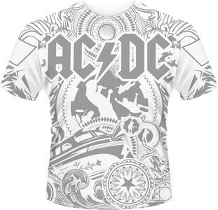 T-Shirt unisex AC/DC. Black Ice
