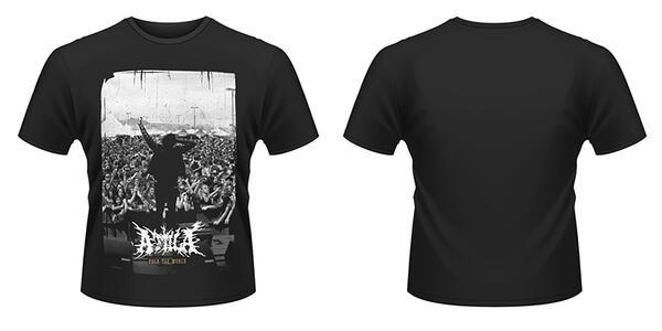 T-Shirt unisex Attila. Crowd