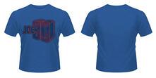 T-Shirt unisex Gerry Anderson Joe 90. Logo Face