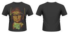 T-Shirt unisex Gerry Anderson Joe 90. Massive Helmet