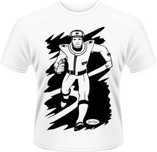 T-Shirt unisex Captain Scarlet. Scarlet Running