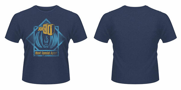 T-Shirt unisex Gerry Anderson Joe 90. Most Special Agent
