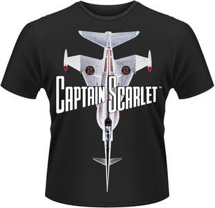 T-Shirt unisex Captain Scarlet. Angel Interceptor