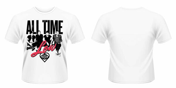 T-Shirt unisex All Time Low. Unknown