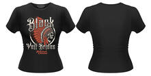 T-Shirt donna Black Veil Brides. Chieftain