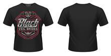 T-Shirt unisex Black Veil Brides. Death Shield