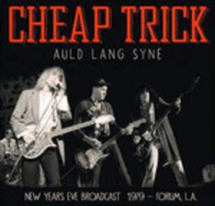 Auld Lang Syne - Vinile LP di Cheap Trick