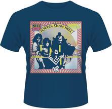 T-Shirt unisex Kiss. Hotter Than Hell