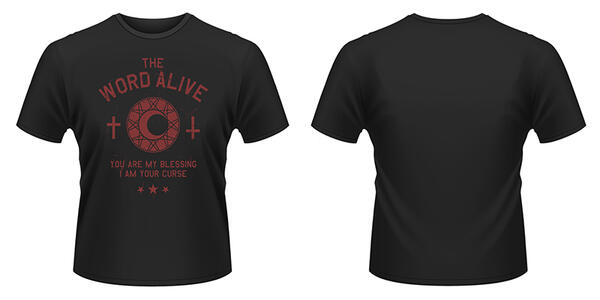 T-Shirt unisex Word Alive