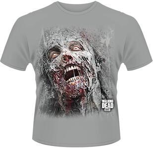 T-Shirt unisex Walking Dead. Jumbo Walker Face