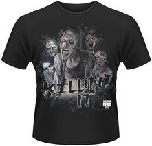 T-Shirt unisex Walking Dead. Killin' It