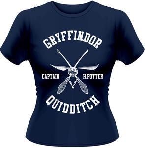 T-Shirt donna Harry Potter. Captain Harry Potter