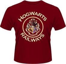 T-Shirt unisex Harry Potter. Railways