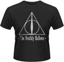 T-Shirt unisex Harry Potter. The Deathly Hallows
