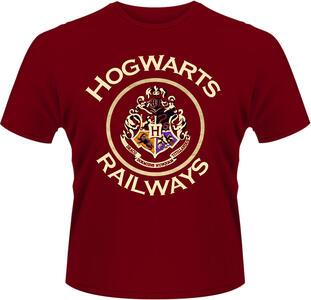 T-Shirt unisex Harry Potter. Railways - 2