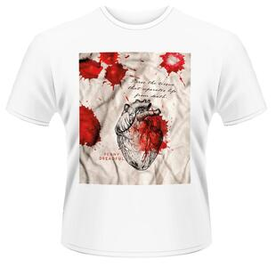 T-Shirt unisex Penny Dreadful. Peace, Life & Death