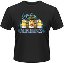 T-Shirt unisex Minions. Egyptian