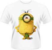 Idee regalo T-Shirt unisex Minions. Good To Be King Plastic Head