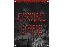 Stampa Cannibal Corpse. Skeletal Domain
