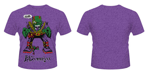 T-Shirt unisex 2000ad Bad Company. You're Bad Company