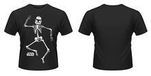 T-Shirt Star Wars. Halloween Clone Skeleton