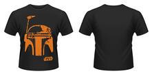 T-Shirt Star Wars. Halloween Boba Fett