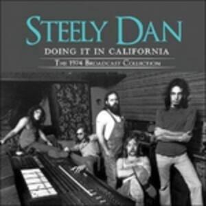 Doing it in California - Vinile LP di Steely Dan