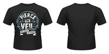 T-Shirt Pierce The Veil. San Diego California