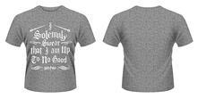 T-Shirt Harry Potter. Solemnly Swear