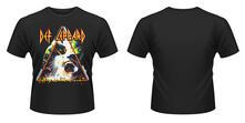 T-Shirt Def Leppard. Hysteria