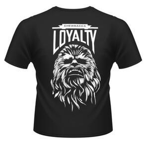 T-Shirt unisex Star Wars The Force Awakens. Chewbacca Loyalty - 2
