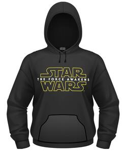 Felpa con cappuccio Star Wars The Force Awakens. Force Awakens Logo