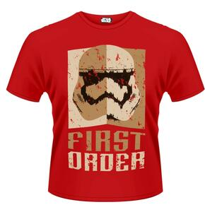 T-Shirt unisex Star Wars The Force Awakens. Stormtrooper First Order...