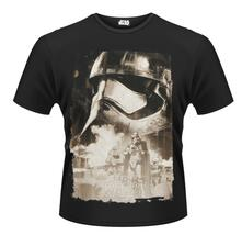T-Shirt unisex Star Wars The Force Awakens. Captain Phasma Poster