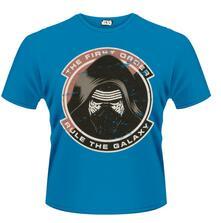 T-Shirt unisex Star Wars The Force Awakens. Kylo Ren Rules