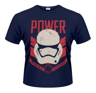 T-Shirt unisex Star Wars The Force Awakens. Stormtrooper Power First Order...