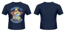 T-Shirt Simpsons, The. Clown