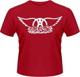 T-Shirt unisex Aerosmith. Logo