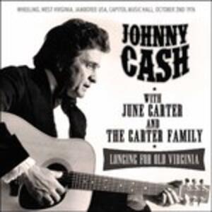 Longing For - Vinile LP di Johnny Cash