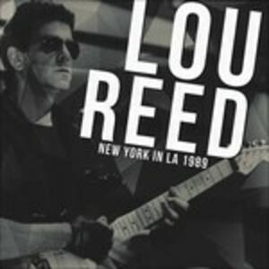 New York in L.a. - Vinile LP di Lou Reed