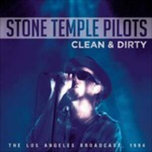 Clean and Dirty - Vinile LP di Stone Temple Pilots