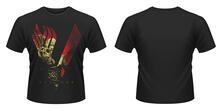 T-Shirt Vikings. Blood Sky