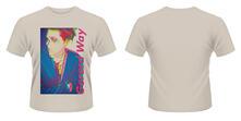 T-Shirt Gerard Way. Process