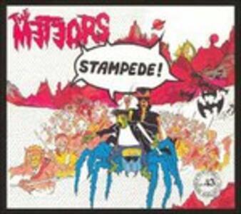 Stampede - Vinile LP di Meteors