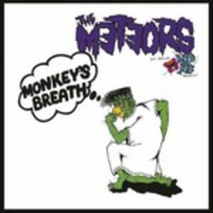 Monkey's Breath - Vinile LP di Meteors
