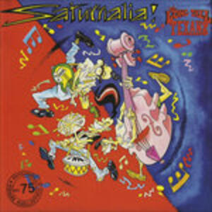 Saturnalia - Vinile LP di Long Tall Texans
