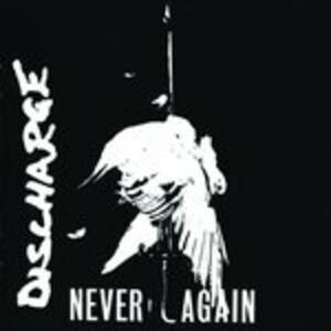 Never Again (Limited Edition Picture Disc) - Vinile LP di Discharge
