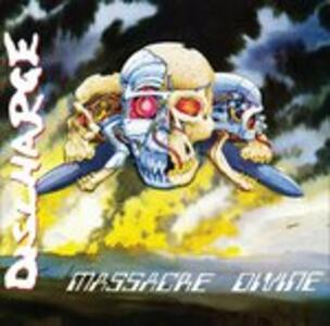 Massacre Divine - Vinile LP di Discharge