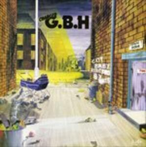 City Baby Attacked by Rats - Vinile LP di GBH